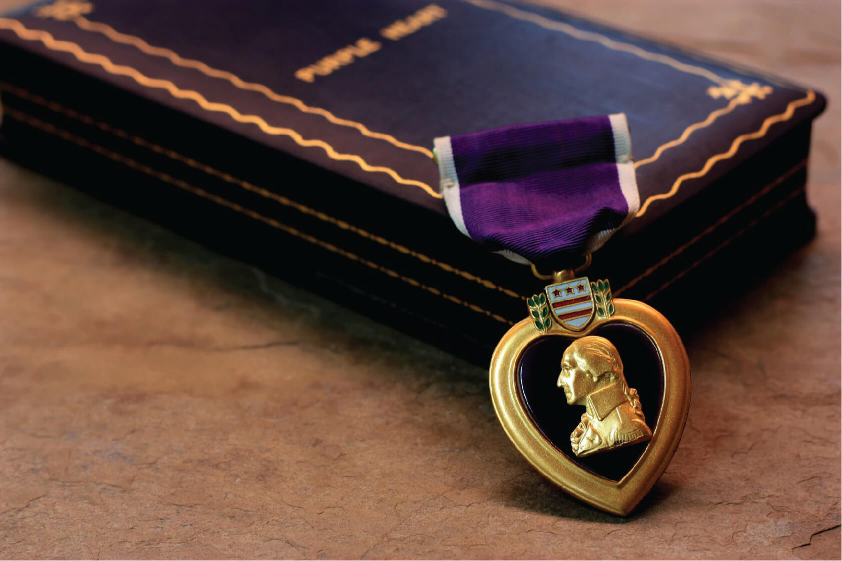 Request Replacement Documentation & Medals - Purple Hearts
